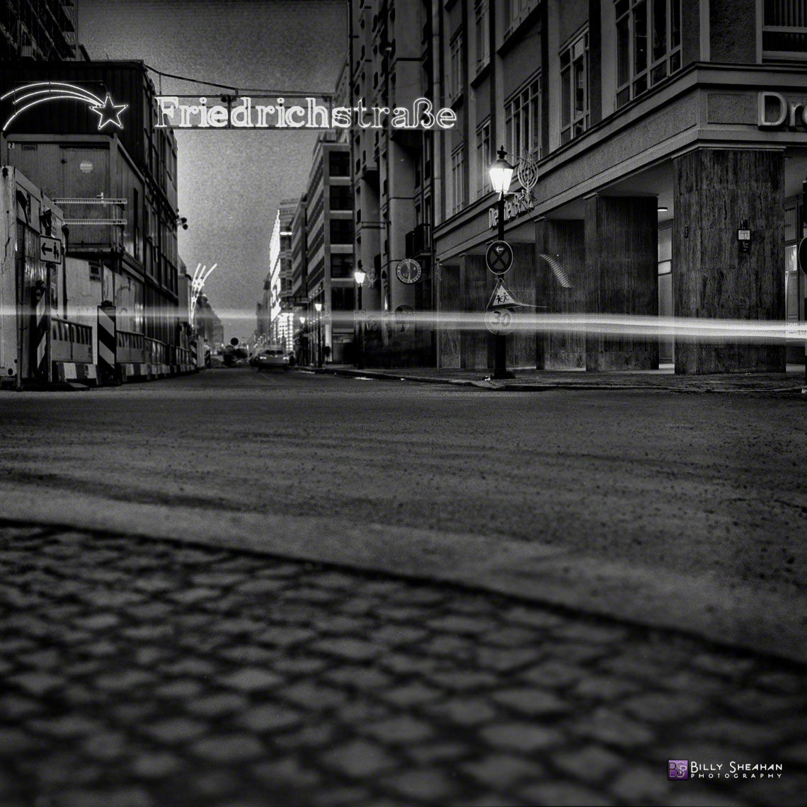 Friedrichstrasse_Entrance_Near_Former_East_Berlin__Germany__1995_Germany-370_10_BW_D