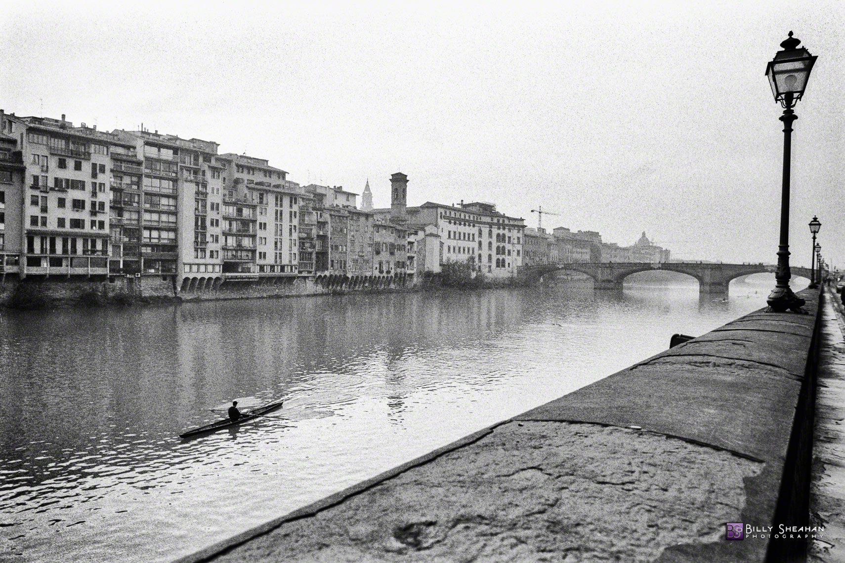 Kayak_on_Arno_River__Florence__Italy_Italy-125_06_BW_D